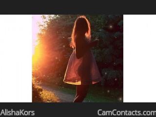 AlishaKors's profile