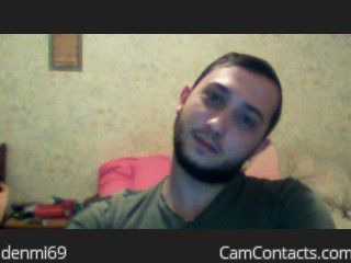 Webcam model denmi69 from CamContacts