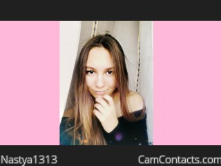 Start VIDEO CHAT with Nastya1313