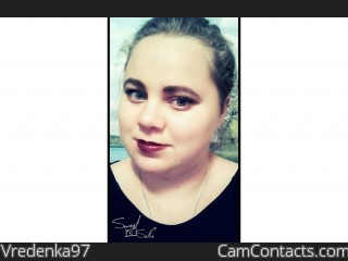 Webcam model Vredenka97 from CamContacts