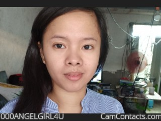 Webcam model 000ANGELGIRL4U from CamContacts