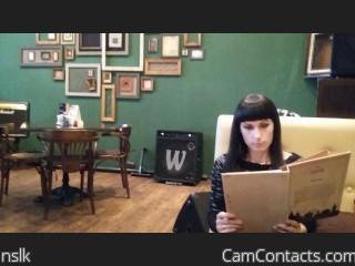 Webcam model nslk from CamContacts