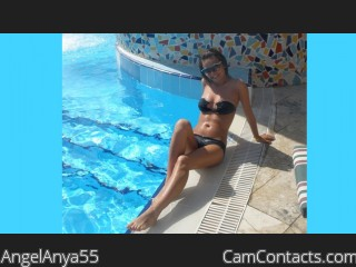 Webcam model AngelAnya55 from CamContacts