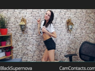 Webcam model BlackSupernova from CamContacts