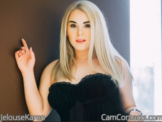 Webcam model JelouseKaren from CamContacts