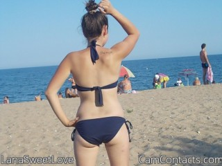 Webcam model LanaSweetLove from CamContacts