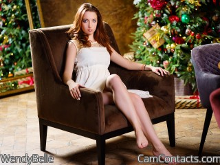 Webcam model WendyBelle from CamContacts