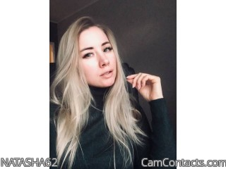 Webcam model NATASHA62 from CamContacts