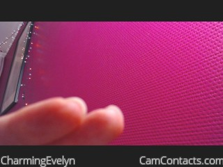 Webcam model CharmingEvelyn from CamContacts