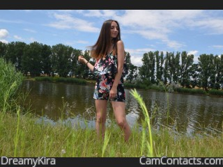 Webcam model DreamyKira from CamContacts