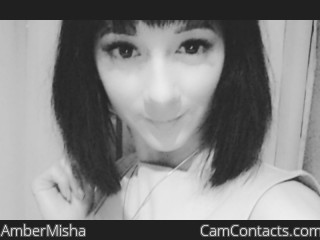 Start VIDEO CHAT with AmberMisha