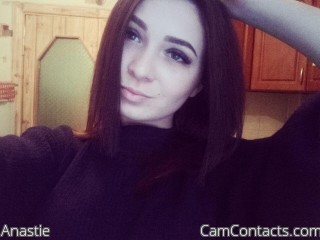 Webcam model Anastie from CamContacts