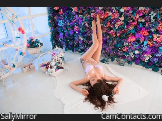 Webcam model SallyMirror from CamContacts