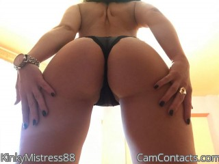 Start VIDEO CHAT with KinkyMistress88