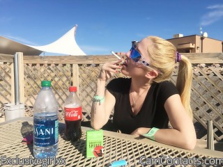 Webcam model Exclusivegirlxx from CamContacts
