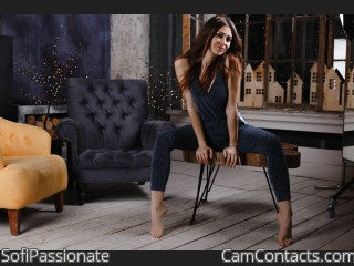 Start VIDEO CHAT with SofiPassionate