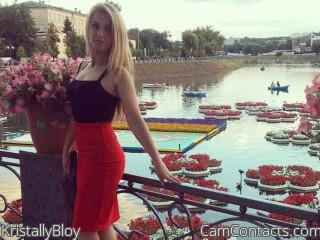 Webcam model KristallyBloy profile picture