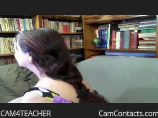 CAM4TEACHER's profile