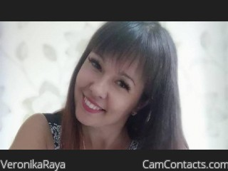 Webcam model VeronikaRaya from CamContacts
