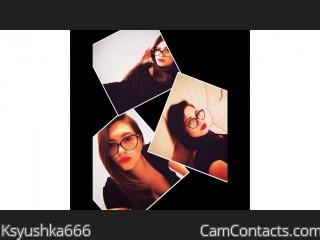 Ksyushka666's profile