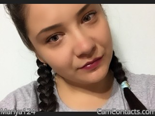 Webcam model Mariya124 from CamContacts