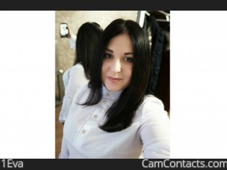 Webcam model 1Eva from CamContacts