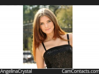 Webcam model AngelinaCrystal from CamContacts