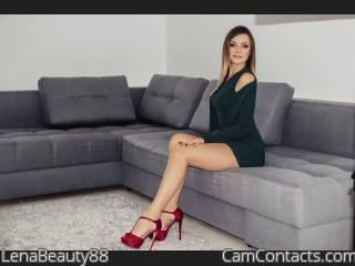Start VIDEO CHAT with LenaBeauty88