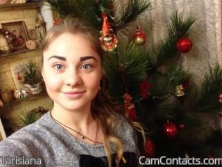 Webcam model Tarisiana from CamContacts