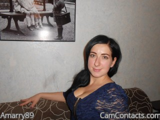 Start VIDEO CHAT with Amarry89