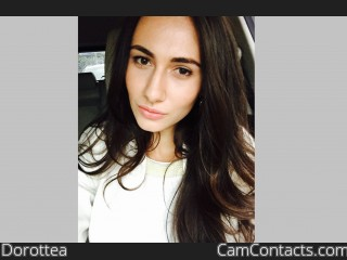 Webcam model Dorottea from CamContacts