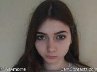 Webcam model MinaAmorre from CamContacts