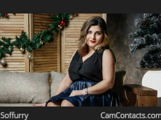Webcam model Soffurry from CamContacts