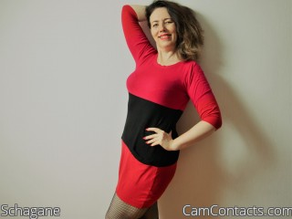 Webcam model Schagane from CamContacts