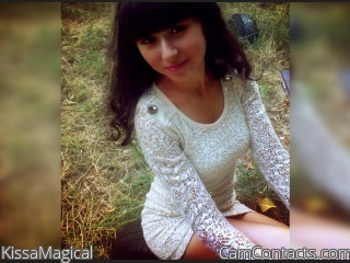 Webcam model KissaMagical from CamContacts