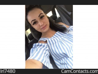 Webcam model Iri7480 from CamContacts