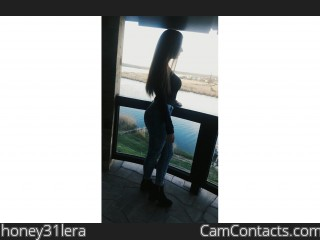 Webcam model honey31lera from CamContacts