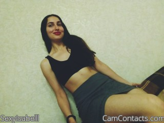 Start VIDEO CHAT with SexyIsabelll