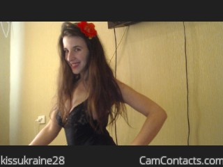 Start VIDEO CHAT with kissukraine28