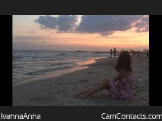 Start VIDEO CHAT with IvannaAnna