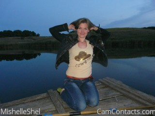 Webcam model MishelleShel from CamContacts