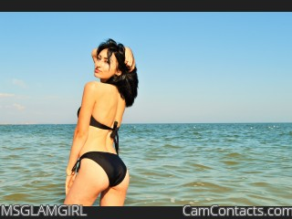 Webcam model MSGLAMGIRL from CamContacts