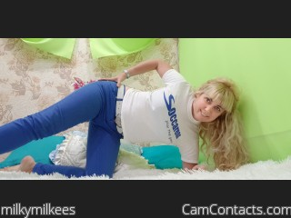 Start VIDEO CHAT with milkymilkees