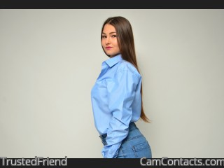 Webcam model TrustedFriend from CamContacts