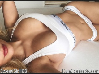 Webcam model SweetGirlll88 from CamContacts