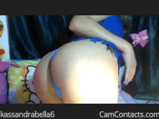 Start VIDEO CHAT with kassandrabella6