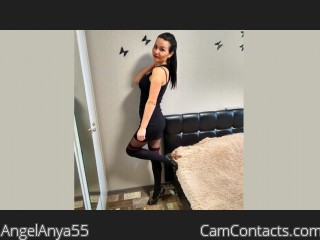 Start VIDEO CHAT with AngelAnya55