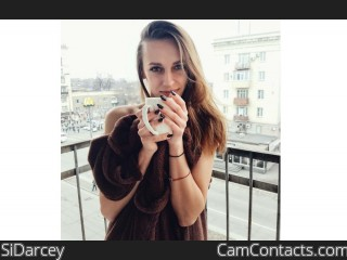 Start VIDEO CHAT with SiDarcey