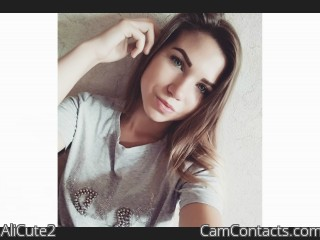 Webcam model AliCute2 from CamContacts