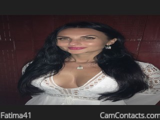 Start VIDEO CHAT with Fatima41